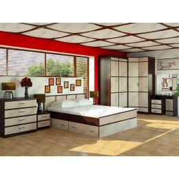 """Спальня модульная """"Сакура"""""""